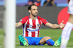 Atletico de Madrid's Juanfran Torres during Champions League 2016/2017 Quarter-finals 1st leg match. April 12,2017. (ALTERPHOTOS/Acero)