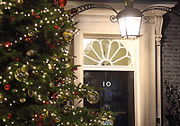 DEC 18 10 Downing Street Christmas Tree