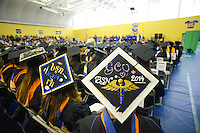 LAKEWOOD, NJ - MAY 22:  Georgian Court University 2014 Commencement Ceremony May 22, 2014 in Lakewood, New Jersey. (Photo by William Thomas Cain/Cain Images)