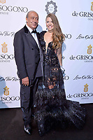 www.acepixs.com<br /> <br /> May 23 2017. Cannes<br /> <br /> Fawaz Gruosi and Victoria Swarovski attend the DeGrisogono 'Love On The Rocks' party during the 70th annual Cannes Film Festival at Hotel du Cap-Eden-Roc on May 23, 2017 in Cap d'Antibes, France<br /> <br /> By Line: Famous/ACE Pictures<br /> <br /> <br /> ACE Pictures Inc<br /> Tel: 6467670430<br /> Email: info@acepixs.com<br /> www.acepixs.com