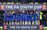 Chelsea U18 v Man City U18 - FA Youth Cup 2017 - 26.04.2017