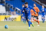 Ulsan Hyundai Midfielder Dimitrios Petratos in action during the AFC Champions League 2017 Group E match between Ulsan Hyundai FC (KOR) vs Brisbane Roar (AUS) at the Ulsan Munsu Football Stadium on 28 February 2017 in Ulsan, South Korea. Photo by Victor Fraile / Power Sport Images