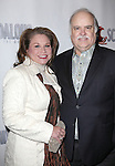Bob Simpson; Janise Simpson attending the Broadway Opening Night Performance After Party for 'Scandalous The Musical' at the Neil Simon Theatre in New York City on 11/15/2012