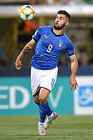 Patrick Cutrone of Italy <br /> Bologna 16-06-2019 Stadio Renato Dall'Ara <br /> Football UEFA Under 21 Championship Italy 2019<br /> Group Stage - Final Tournament Group A<br /> Italy - Spain <br /> Photo Andrea Staccioli / Insidefoto