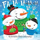 Sarah, CHRISTMAS SANTA, SNOWMAN, WEIHNACHTSMÄNNER, SCHNEEMÄNNER, PAPÁ NOEL, MUÑECOS DE NIEVE, paintings+++++SnowFamily-17-A,USSB519,#X#