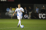 07 December 2007: UCLA's Erin Hardy. The University of Southern California Trojans defeated the University of California Los Angeles Bruins 2-1 at the Aggie Soccer Stadium in College Station, Texas in a NCAA Division I Womens College Cup semifinal game.