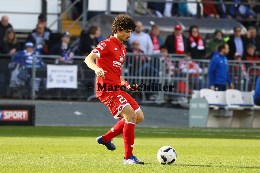 Andre Ramalho (1. FSV Mainz 05)- 11.03.2017: SV Darmstadt 98 vs. 1. FSV Mainz 05, Johnny Heimes Stadion am Boellenfalltor