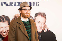"Manuel Burque attends to the premiere of the theater play ""Los Vecinos de Arriba"" of the director Cesc Gayt at Teatro La Latina in Madrid. April 13, 2016. (ALTERPHOTOS/Borja B.Hojas)"