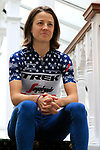 US Champion Ruth Winder (USA) press conference during the Men U23 Road Race of the UCI World Championships 2019 running 186.9km from Doncaster to Harrogate, England. 27th September 2019.<br /> Picture: Eoin Clarke | Cyclefile<br /> <br /> All photos usage must carry mandatory copyright credit (© Cyclefile | Eoin Clarke)