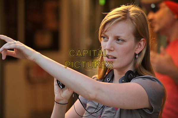 Sarah Polley (Director).on the set of Take This Waltz (2011) .*Filmstill - Editorial Use Only*.CAP/NFS.Supplied by Capital Pictures.