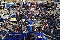 IMSA WeatherTech SportsCar Championship<br /> AMERICA'S TIRE 250<br /> Mazda Raceway Laguna Seca<br /> Monterey, CA USA<br /> Sunday 24 September 2017<br /> 90, Multimatic Riley, P, Marc Goossens, Renger Van Der Zande<br /> World Copyright: Richard Dole<br /> LAT Images<br /> ref: Digital Image RD_LS_17_294