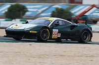 #55 SPIRIT OF RACE (CHE) FERRARI F488 GTE GTE DUNCAN CAMERON (GBR) MATTHEW GRIFFIN (IRL) AARON SCOTT (GBR)