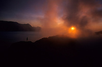 Sunrise on Mount Bromo, Java, Indonesia, 2002