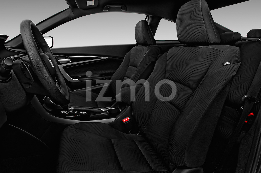 Front seat view of 2017 Honda Accord LX-S 2 Door Coupe Front Seat  car photos
