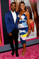 "LOS ANGELES - JUL 13:  Larenz Tate, Guest at the ""Girls Trip"" Premiere at the Regal Cinemas on July 13, 2017 in Los Angeles, CA"
