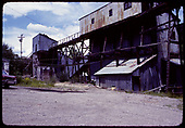 Silver Bell Mine mill at Ophir.<br /> RGS (customer)  Ophir, CO  ca. 1960