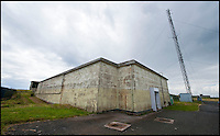 BNPS.co.uk (01202 558833)<br /> Pic: PhilYeomans/BNPS<br /> <br /> Cold War bolt hole?<br /> <br /> Fed up with your neighbours...This Cold War bunker boasting 56 rooms, metre thick walls and no windows could be the perfect country retreat.<br /> <br /> The former top secret nuclear bunker on a remote Devon clifftop was built to shelter local officials in the chilling event of a Soviet strike on nearby Plymouth.<br /> <br /> The 30,000 sq ft shelter, built at the height of the Cold War in 1952, boasts heavy steel blast doors and its 375 kva generator can provide enough heat and light to keep up to 150 people safe for several months.<br /> <br /> It's 56 rooms were kitted out as bedrooms, living spaces, and mess rooms so that the administration could continue running the county even after a nuclear strike.<br /> <br /> Codenamed Hope Cove R6, it was finally decommissioned in 1999 and bought by local farmers Trevor Lethbridge and his friend Derek Brooking, who have used it as an archive storage system and a venue for charity and art events.<br /> <br /> The pair are now selling it through Clive Emson Auctioneers in Maidstone, Kent.