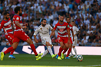 Real Madrid CF's Dani Carvajal during La Liga match. Oct 05, 2019. (ALTERPHOTOS/Manu R.B.)<br /> Liga Spagna 2019/2020 <br /> Real Madrid - Grenada <br /> Foto Alterphotos / Insidefoto <br /> ITALY ONLY