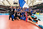 Volleyball, DVV-Pokal Finale, SVG Lüneburg / Lueneburg vs. VfB Friedrichshafen