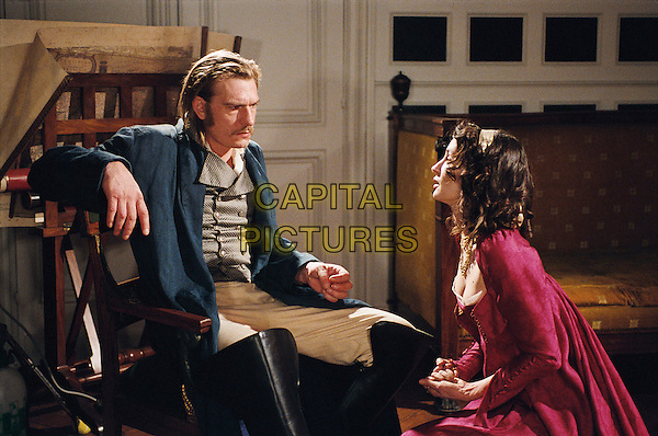 JEANE BALIBAR & GUILLAUME DEPARDIEU.in Ne touchez pas la hache .**Editorial Use Only**.CAP/FB.Supplied by Capital Pictures