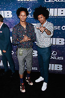 NEW YORK, NY - JUNE 11: Larry Bourgeois, Laurent Bourgeois at World Premiere of Men in Black International at AMC Lincoln Square on June 11, 2019 in New York City. <br /> CAP/MPI99<br /> ©MPI99/Capital Pictures