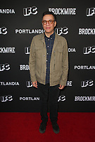 "NORTH HOLLYWOOD, CA - MAY 15: Fred Armisen, at IFC Hosts ""Brockmire"" And ""Portlandia"" EMMY FYC Red Carpet Event at Saban Media Center at the Television Academy, Wolf Theatre in North Hollywood, California on May 15, 2018. Credit: Faye Sadou/MediaPunch"
