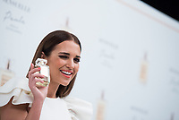 Paula Eehevarria during the presentation of her new fragrance &quot;Sensuelle&quot; in Madrid, April 05, 2017. Spain.<br /> (ALTERPHOTOS/BorjaB.Hojas) /NortePhoto.com