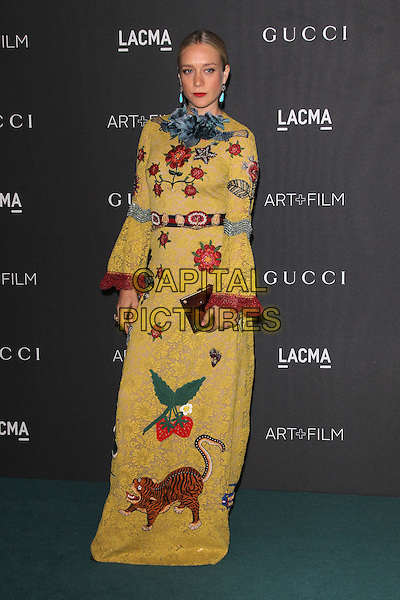 LOS ANGELES, CA - NOVEMBER 7: Chloe Sevigny at the LACMA Art + Film Gala honoring Alejandro G. I&ntilde;&aacute;rritu and James Turrell and presented by Gucci at LACMA on November 7, 2015 in Los Angeles, California. <br /> CAP/MPI27<br /> &copy;MPI27/Capital Pictures