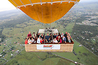 20150330 March 30 Hot Air Balloon Gold Coast
