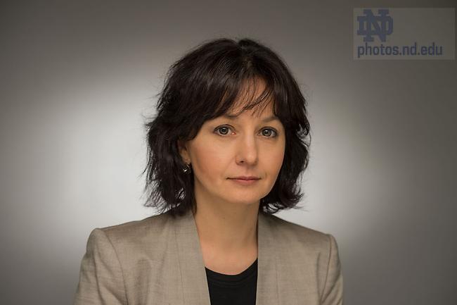 May 28, 2015; Beata Nabrzyska - ND Turbo (Photo by Matt Cashore/University of Notre Dame)