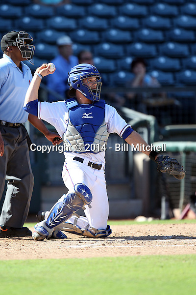 Pat Cantwell - Surprise Saguaros - 2014 Arizona Fall League (Bill Mitchell)