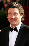 LOS ANGELES, CA. - September 21: Actor Patrick Dempsey arrives at the 60th Primetime Emmy Awards at the Nokia Theater on September 21, 2008 in Los Angeles, California.