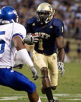 September 06, 2008: Pitt wide receiver Cedric McGee..The Pitt Panthers defeated the Buffalo Bulls 27-16 on September 06, 2008 at Heinz Field, Pittsburgh, Pennsylvania.