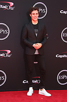 LOS ANGELES, CA - JULY 12: Jorge Blanco at The 25th ESPYS at the Microsoft Theatre in Los Angeles, California on July 12, 2017. Credit: Faye Sadou/MediaPunch