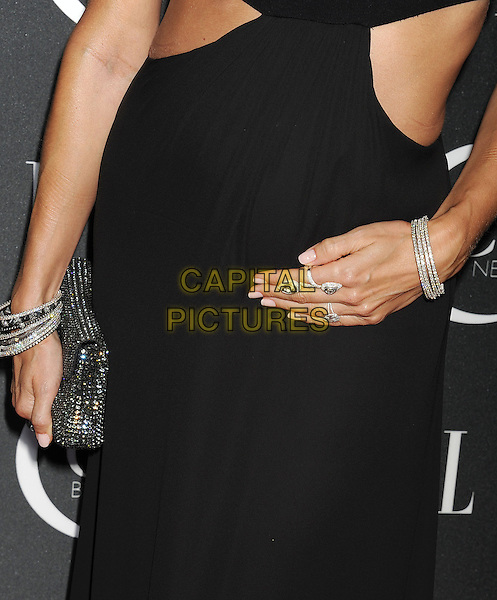 HOLLYWOOD, CA- APRIL 22: Actress-model Stacy Keibler (handbag, ring, bracelet detail) at ELLE's 5th Annual Women In Music concert celebration at Avalon on April 22, 2014 in Hollywood, California.<br /> CAP/ROT/TM<br /> &copy;Tony Michaels/Roth Stock/Capital Pictures