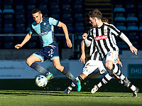 Nick Freeman of Wycombe Wanderers during the Sky Bet League 2 match between Wycombe Wanderers and Notts County at Adams Park, High Wycombe, England on the 25th March 2017. Photo by Liam McAvoy.