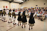 A photograph taken during the  Greek Festival held at the St. Anthony's Greek Orthodox Church in Reno, Nevada on Friday, August 18, 2017.