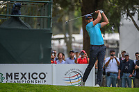 Henrik Stenson (SWE) watches his tee shot on 7 during round 3 of the World Golf Championships, Mexico, Club De Golf Chapultepec, Mexico City, Mexico. 2/23/2019.<br /> Picture: Golffile | Ken Murray<br /> <br /> <br /> All photo usage must carry mandatory copyright credit (© Golffile | Ken Murray)