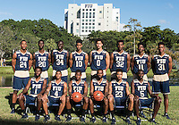 FIU Men's Basketball Team Picture (10/19/16)