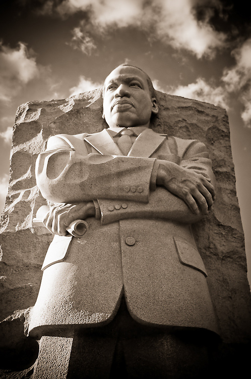 MLK Memorial - National Mall