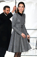Catherine, Duchess of Cambridge arrives at the Holocaust Memorial Day Commemorative Ceremony, Central Hall, Westminster, London on January 27th 2020<br /> <br /> Photo by Keith Mayhew