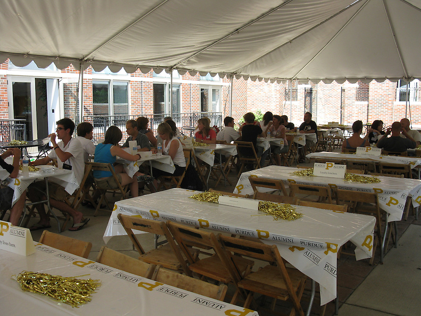 PASE Legacy Picnic 2011<br /> Dauch Alumni Center<br /> August 13 and 14
