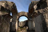 Sepino, zona archeologica di Altilia