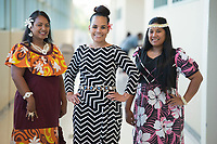 NWA Democrat-Gazette/J.T. WAMPLER A Marshallese cultural group will be presenting a fashion show during NWA fashion group.