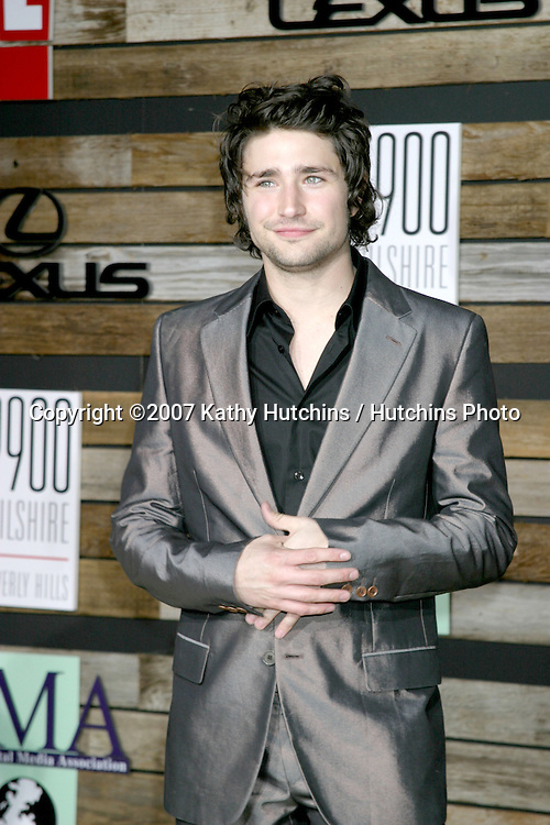Matt Dallas.E! / EMA Post Golden Globe Party.Beverly Hills,  CA.January 14, 2007.©2007 Kathy Hutchins / Hutchins Photo.