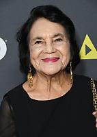 27 July 2019 - Hollywood, California - Dolores Huerta. 2019 NALIP Latino Media Awards held at The Ray Dolby Ballroom. Photo Credit: Birdie Thompson/AdMedia