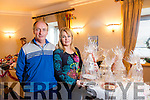 Paudie Kerins and Ann Kerins at the Kerins O'Rahillys Christmas Fair on Sunday afternoon