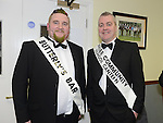 Mark Conlon and Shane McConnon pictured at the launch of Strictly Come Dancing in Ardee Golf Club. Photo:Colin Bell/pressphotos.ie