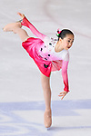 Joelle Lin of Taiwan competes in Basic Novice Subgroup A Girls group during the Asian Open Figure Skating Trophy 2017 on August 02, 2017 in Hong Kong, China. Photo by Marcio Rodrigo Machado / Power Sport Images