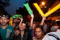 BUENOS AIRES, ARGENTINA, 09.11.2013 - PARADA GAY BUENOS AIRES - Movimentação Durante XXII Parada Gay de Buenos Aires de capital da Argentina Neste domingo. (Foto: Patricio Murphy / Brasil Foto Press).